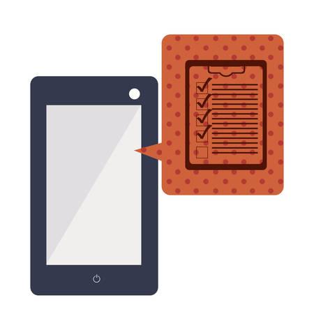 Shopping online design over white background, vector illustration Vector