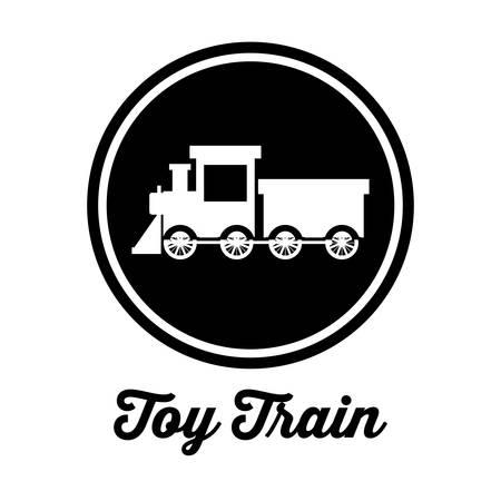 Toys design over white background, vector illustration Illustration