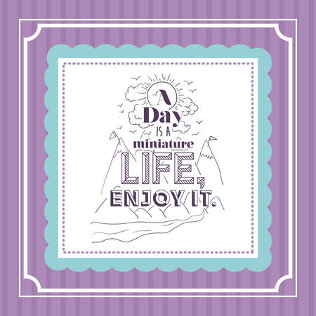 and encourage: encourage quotes digital design, vector illustration eps 10