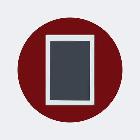 outsourcing: Outsourcing icons digital design, vector illustration Illustration
