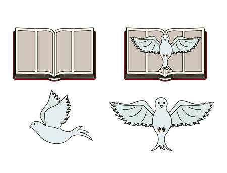 congregation: Catholic digital design