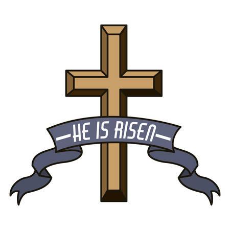 religion catolica: Dise�o digital cat�lica, ilustraci�n vectorial eps 10