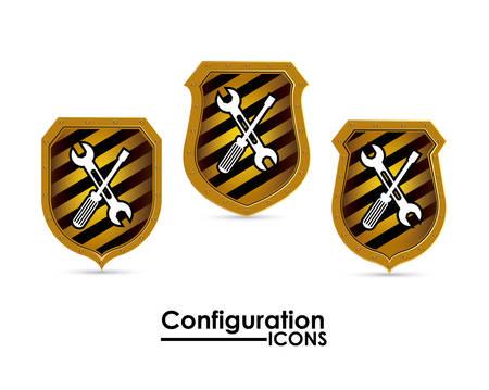 Configuration digital design
