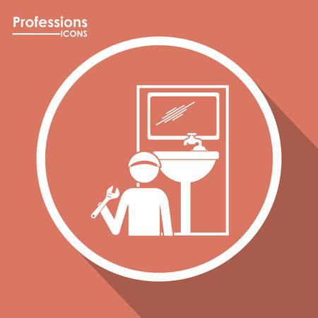 professions: Profesiones diseño digital Vectores