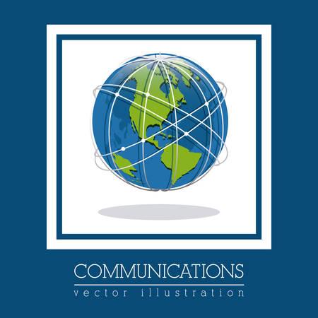 digital: Global Communications digital design