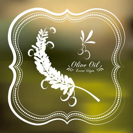 alimentation: Olive Oil digital design