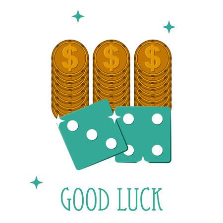 jackpot: Jackpot digital design, vector illustration