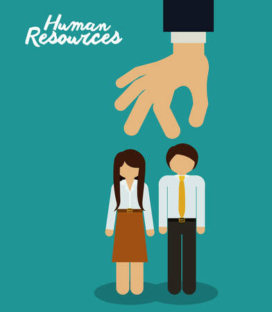 opportunity concept: Human resources design
