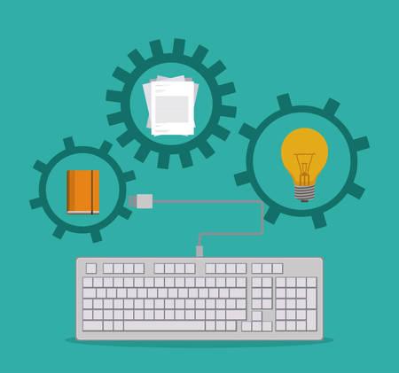 blogger: Blogger concept objetcs design