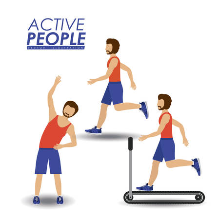 active: Active People and fitness lifestyle design