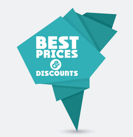 promotion: Promotions and discounts  message digital design