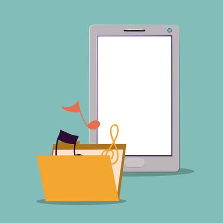 gadgets: Technology concept with gadgets design, vector illustration eps 10 Illustration
