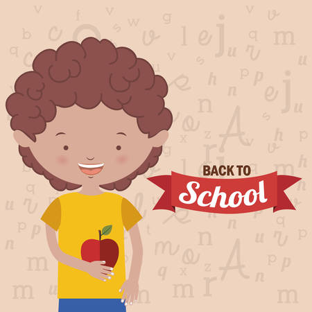 dates fruit: back to school design, vector illustration eps10 graphic