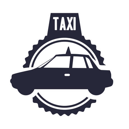 take: take a taxi design, vector illustration eps10 graphic Illustration
