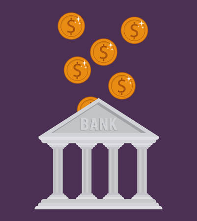 ide: saving money design, vector illustration eps10 graphic