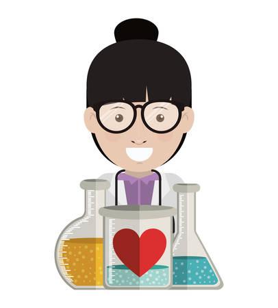 occupational: occupational medicine design, vector illustration eps10 graphic