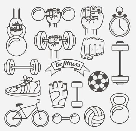 balon baloncesto: dise�o de estilo de vida saludable, ilustraci�n vectorial gr�fico eps10
