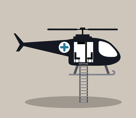 emergency response: emergency service design, vector illustration graphic