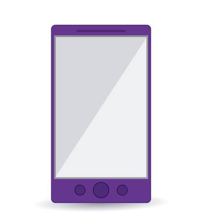 gadget: Technology concept about gadget design, vector illustration