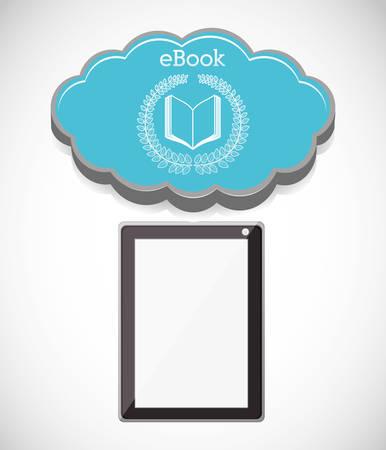 e reader: online bookstore design