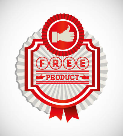 medal like: free product design, vector illustration eps10 graphic