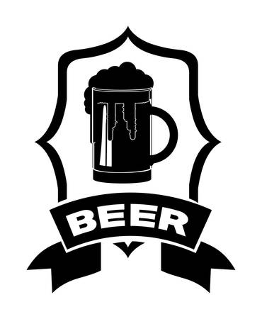 abstract liquor: beverage menu design, vector illustration eps10 graphic