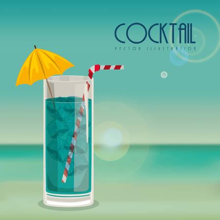 beverage menu: beverage menu design, vector illustration eps10 graphic