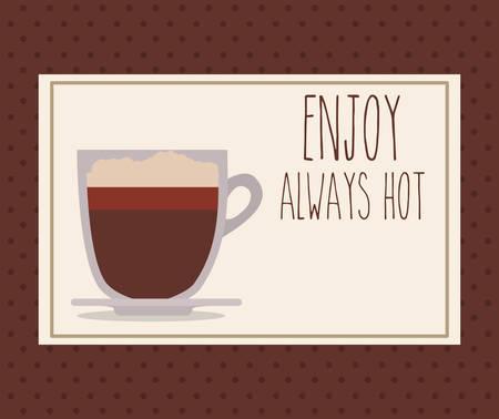 desig: delicious coffee desig
