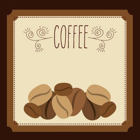 drink coffee: delicious coffee design, vector illustration eps10 graphic