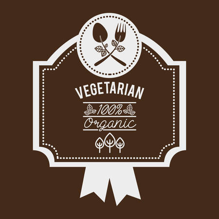 raking: vegetarian food menu design, vector illustration  graphic Illustration