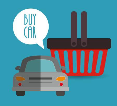 dealership: car sale design, vector illustration eps10 graphic