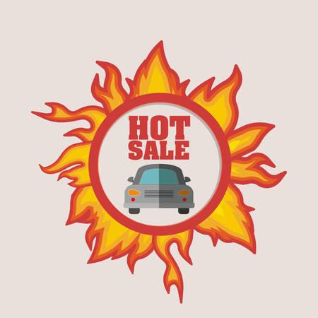 dealership: car sale design, vector illustration  graphic Illustration