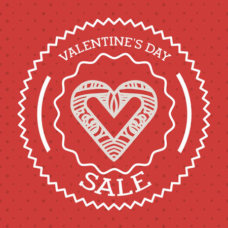 poster designs: valentines day sale design, vector illustration eps10 graphic