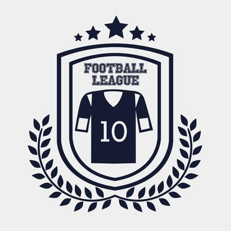 championship: football championship design, vector illustration eps10 graphic