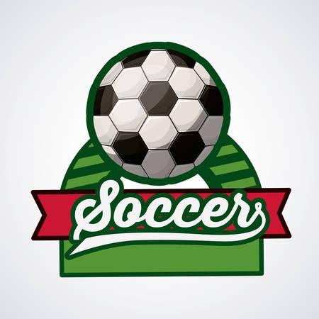 eps10: football soccer design, vector illustration eps10 graphic