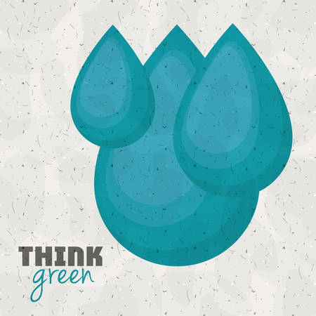 resourse: think green design, vector illustration eps10 graphic