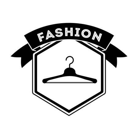 feminine Mode-Design, Vektor-Illustration eps10 Grafik