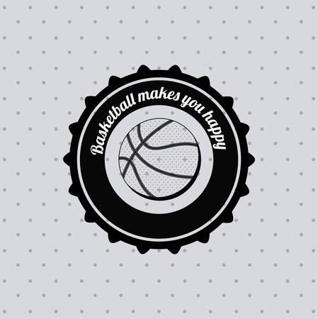 league: basketball league design, vector illustration eps10 graphic Illustration