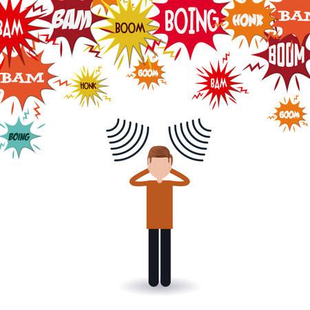 noise: dise�o de la contaminaci�n ac�stica, ejemplo gr�fico del vector