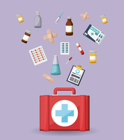 pharmacy store: pharmacy store design, vector illustration eps10 graphic