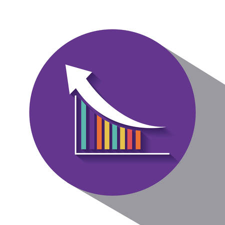 trend: trend symbol design, vector illustration eps10 graphic