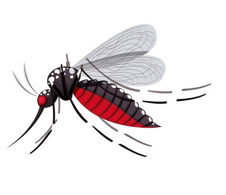 transmitter: fly transmitter isolated icon vector illustration design Illustration