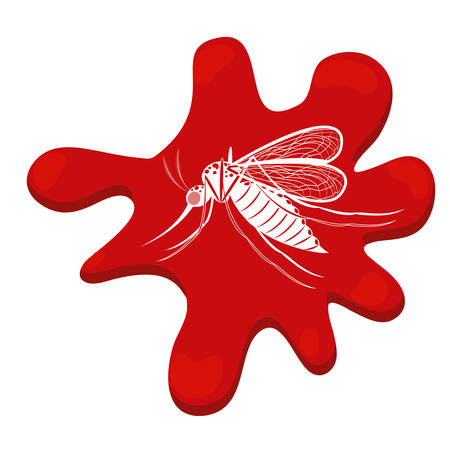 fly transmitter isolated icon vector illustration design Illustration