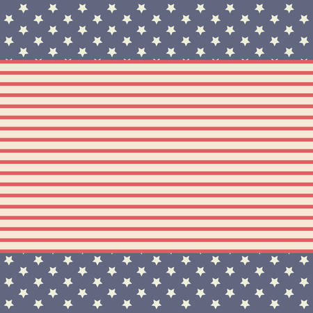 striped wallpaper: Stars and striped background icon. Wallpaper decoration and usa concept. Vector illustration