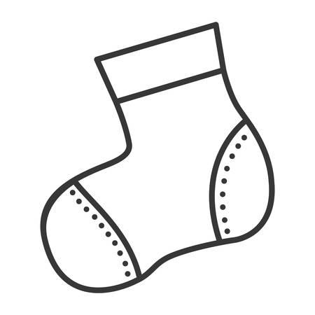 702 Knitting Sock Stock Vector Illustration And Royalty Free ...