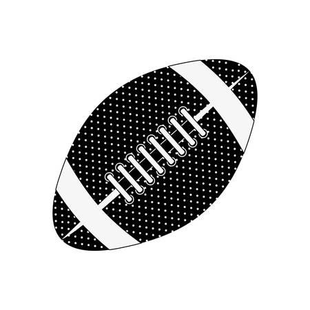 tournament chart: american football icon image vector illustration design Illustration