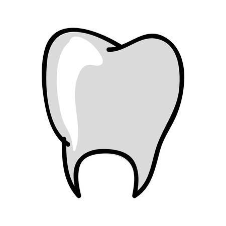 doctor appointment: tooth medical icon image vector illustration design
