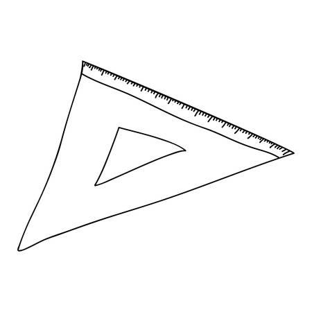squad: monochrome contour with rule squad vector illustration