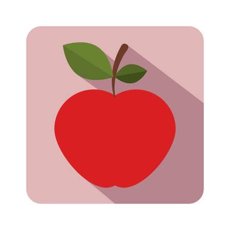 Delicious fruit icon vector illustration graphic design Illustration