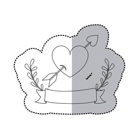 figure true love icon image, vector illustration Illustration